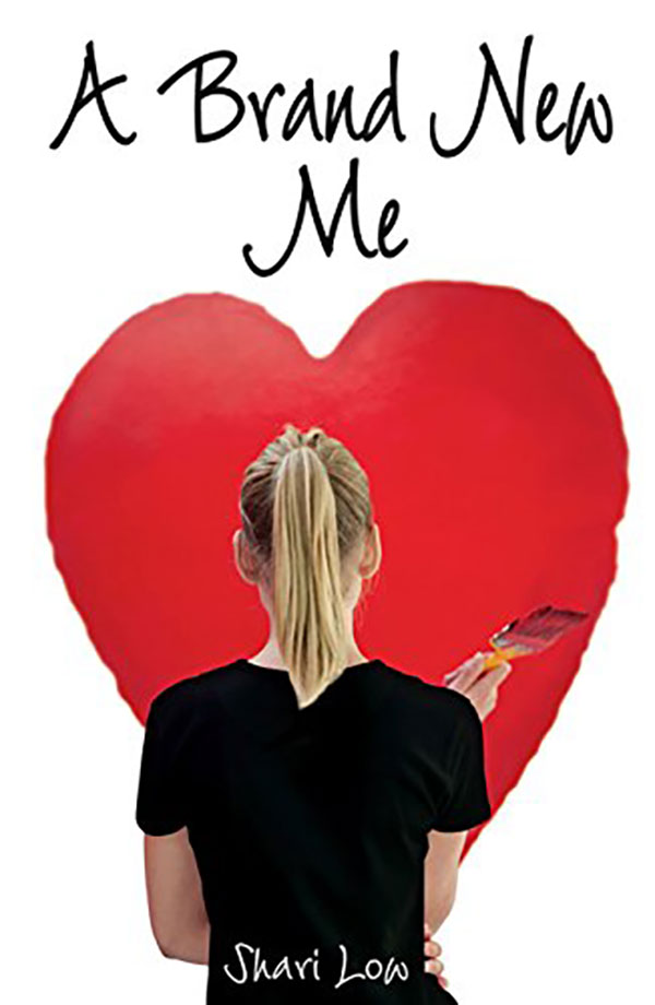 A Brand New Me by Shari Low book cover