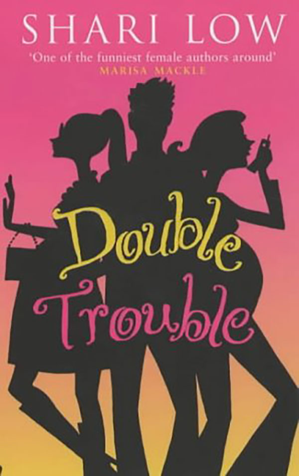 Double Trouble by Shari Low book cover