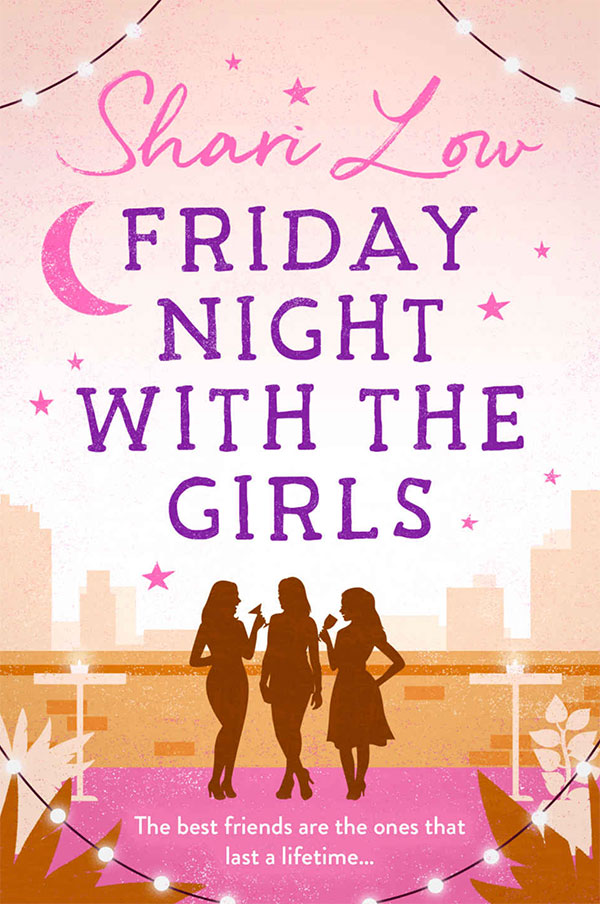 Friday Night with the Girls by Shari Low book cover