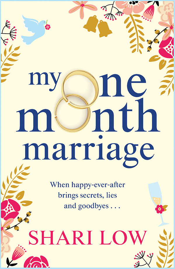 My One Month Marriage by Shari Low book cover