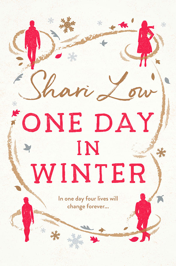 One Day in Winter by Shari Low book cover