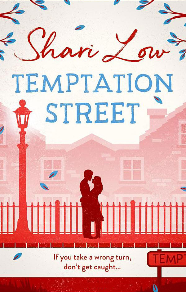 Temptation Street by Shari Low book cover