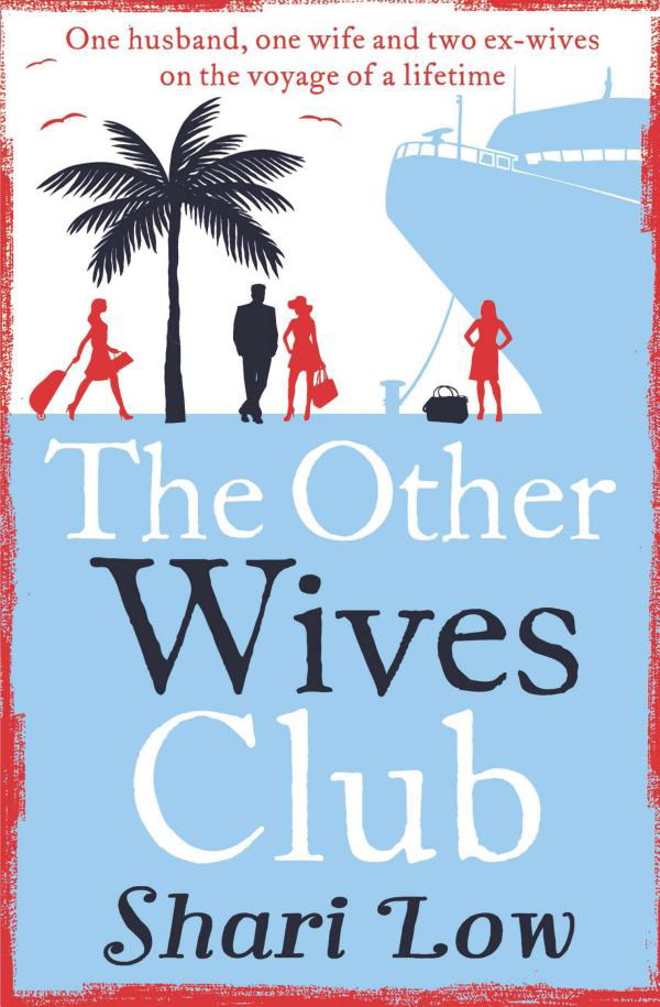 The Other Wives Club by Shari Low book cover