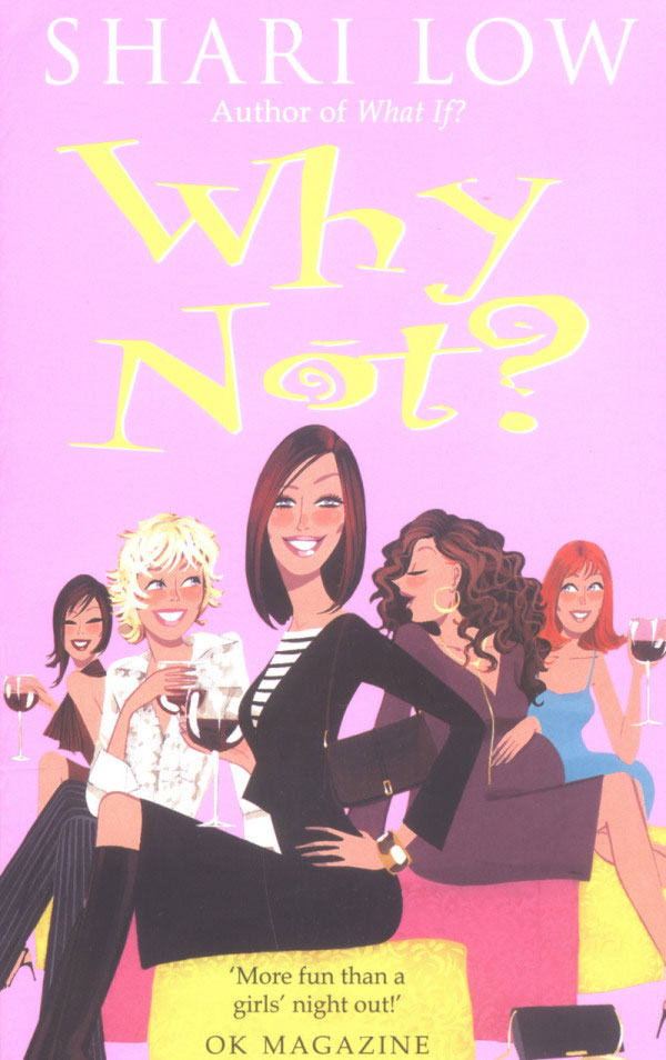 Why Not? by Shari Low book cover