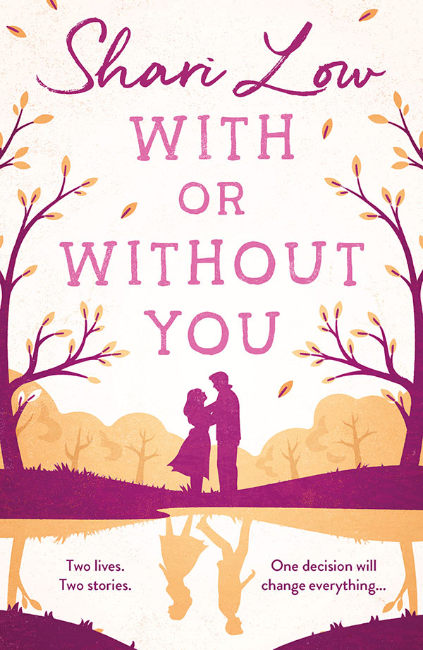 With or Without You by Shari Low book cover